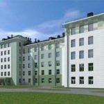 Строительство новой Одинцовской поликлиники