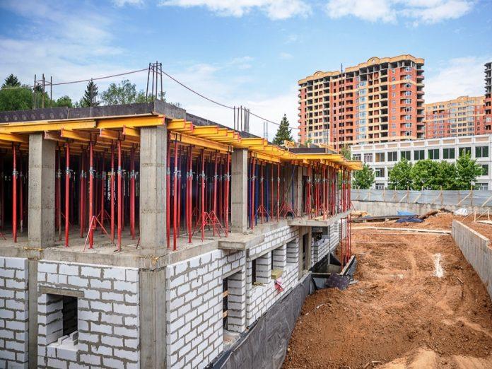 В Горках-10 строится новый образовательный кластер